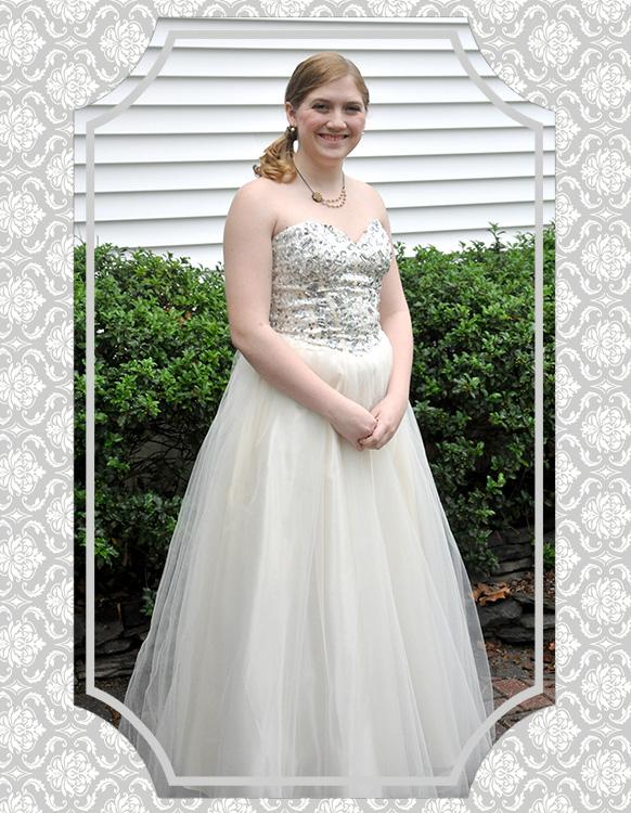 Prom 2013 Princess Dress